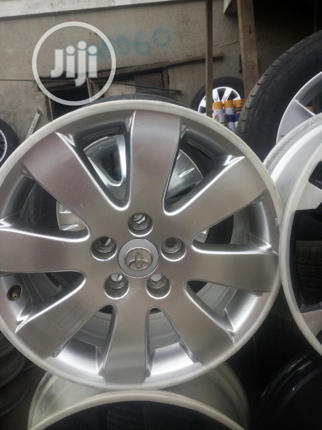 17 Rim for Toyota