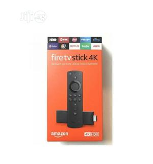 Amazon TV Firestick 4k | Accessories & Supplies for Electronics for sale in Lagos State, Ikeja
