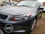 Honda Accord 2010 Sedan EX Automatic Gray | Cars for sale in Lagos State, Ifako-Ijaiye