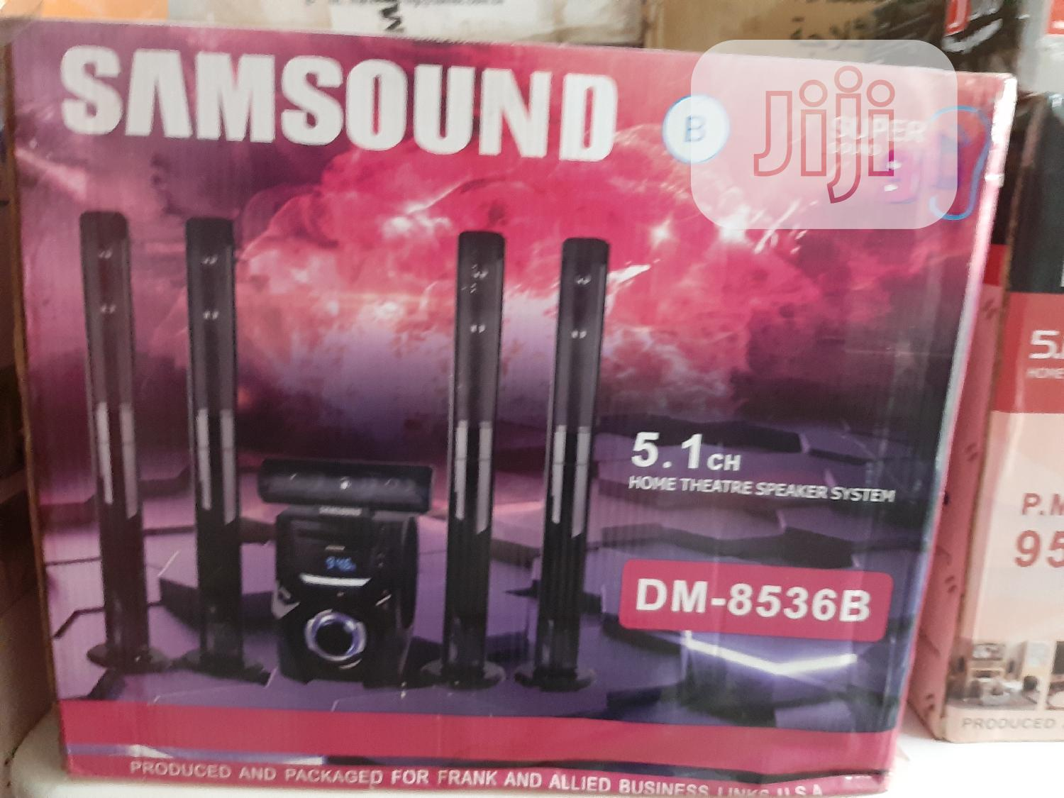 Samsound 5.1ch Home Theatre System   Audio & Music Equipment for sale in Wuse, Abuja (FCT) State, Nigeria
