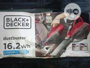 Black+ Decker Rechargable Car Vacuum Cleaner, Dustbuster 10.8V Battery | Home Appliances for sale in Lagos State, Ojo