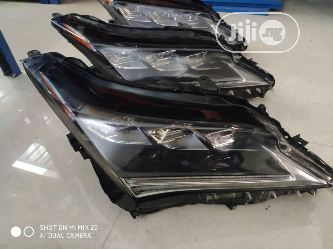 Original Headlamp For Rx350 2018   Vehicle Parts & Accessories for sale in Mushin, Lagos State, Nigeria
