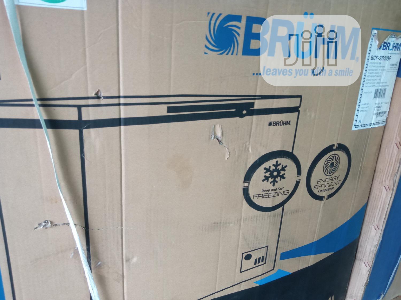 BRUHM Chest Freezer | Kitchen Appliances for sale in Ibadan, Oyo State, Nigeria