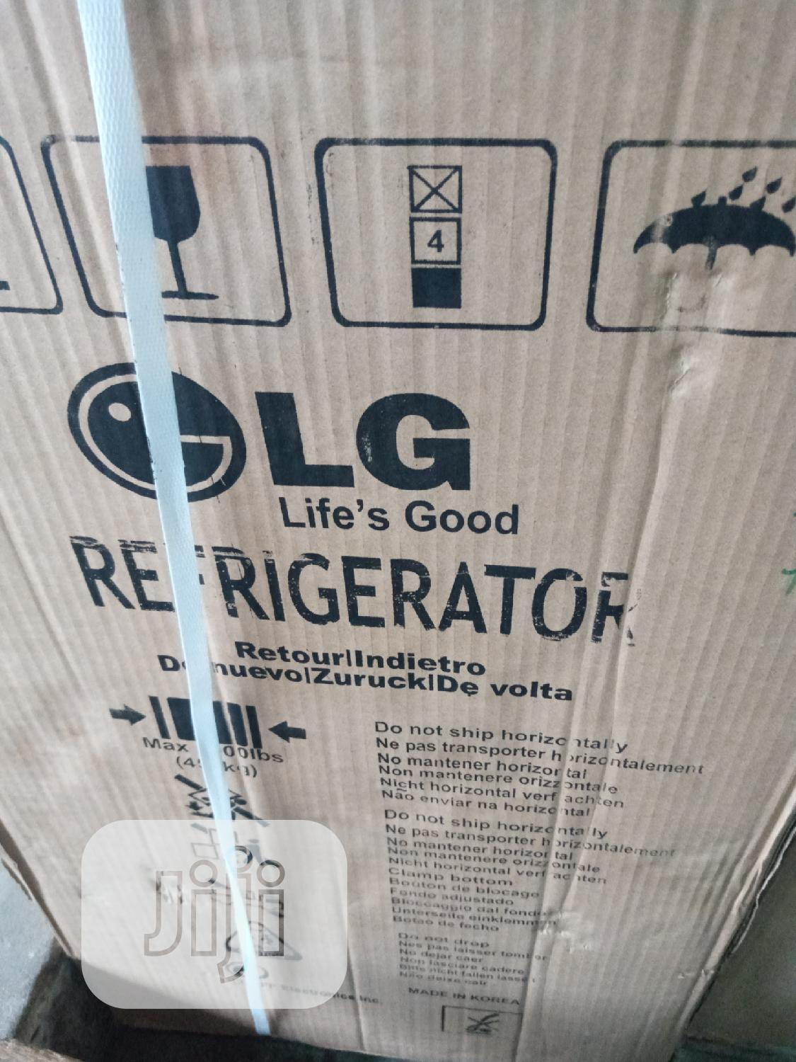 100l LG Fridge (Strong And Reliable) | Kitchen Appliances for sale in Ibadan, Oyo State, Nigeria