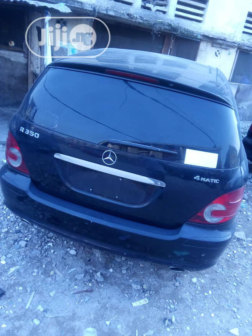 Mercedes-Benz R Class 2012 Black   Cars for sale in Ikoyi, Lagos State, Nigeria