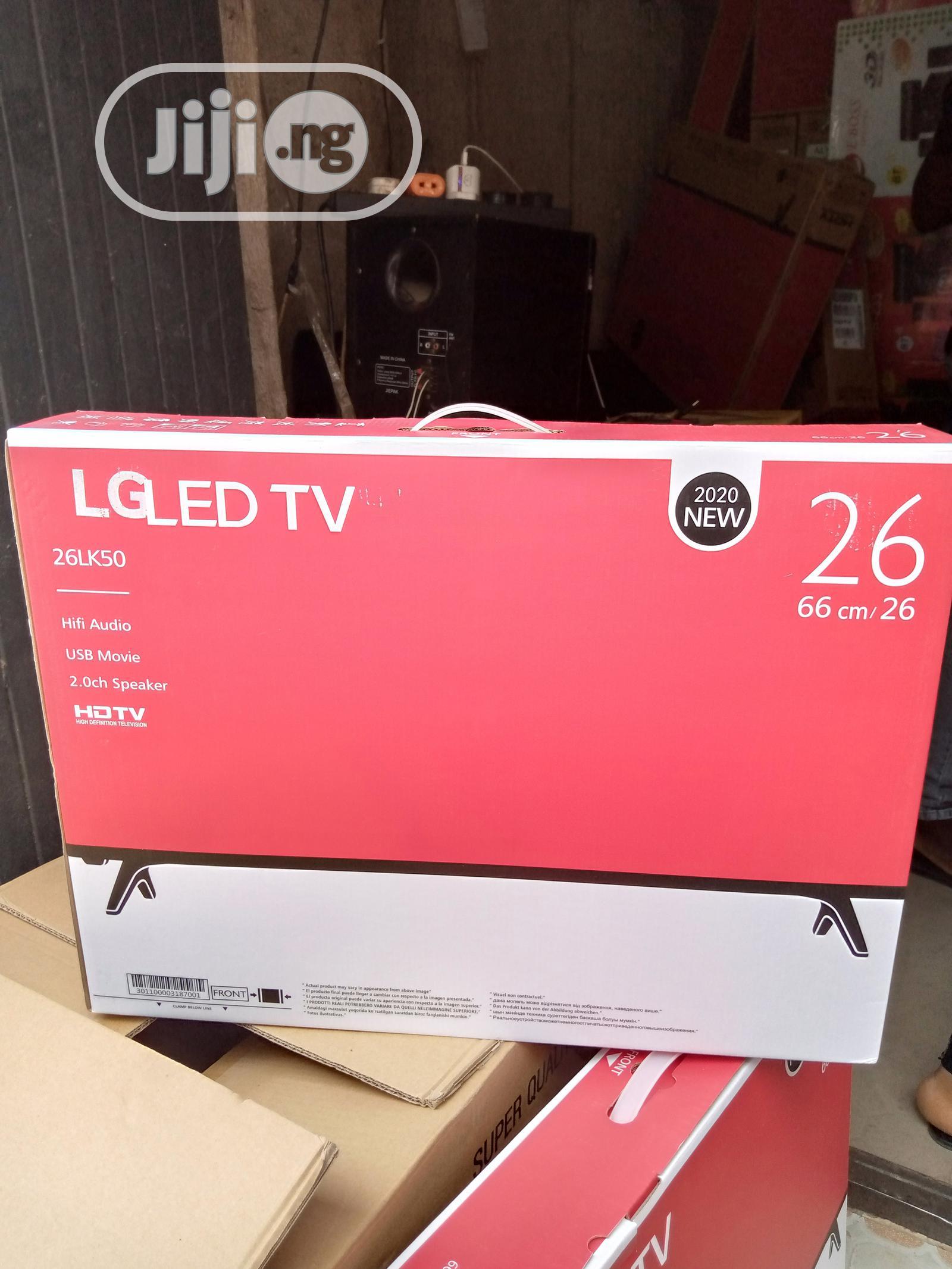 "LG LED TV 26"" Best Price"