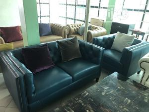 Leather Sofa Chair ( 7 Seaters) | Furniture for sale in Lagos State, Ikeja