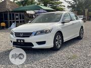 Honda Accord 2013 White | Cars for sale in Abuja (FCT) State, Central Business Dis