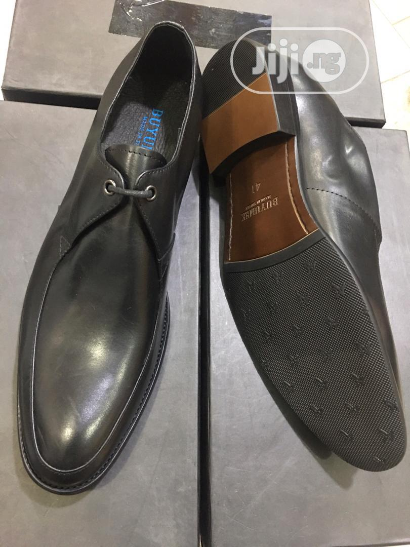 Pure Italian Leather Shoes