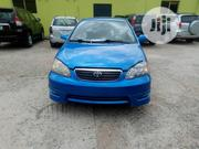 Toyota Corolla 2008 1.8 Blue | Cars for sale in Lagos State, Ojodu