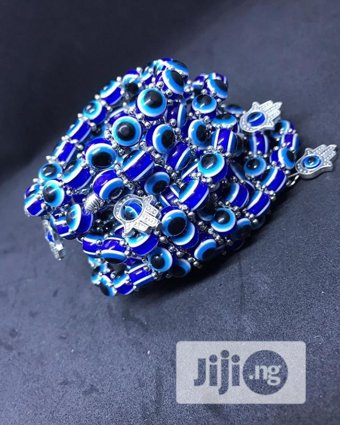 Archive: Blue Eyes Bracelet