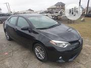 Toyota Corolla 2014 Black | Cars for sale in Bayelsa State, Yenagoa