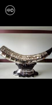 Horn Decoration For Console/Office Table Decor | Arts & Crafts for sale in Lagos State, Ikeja