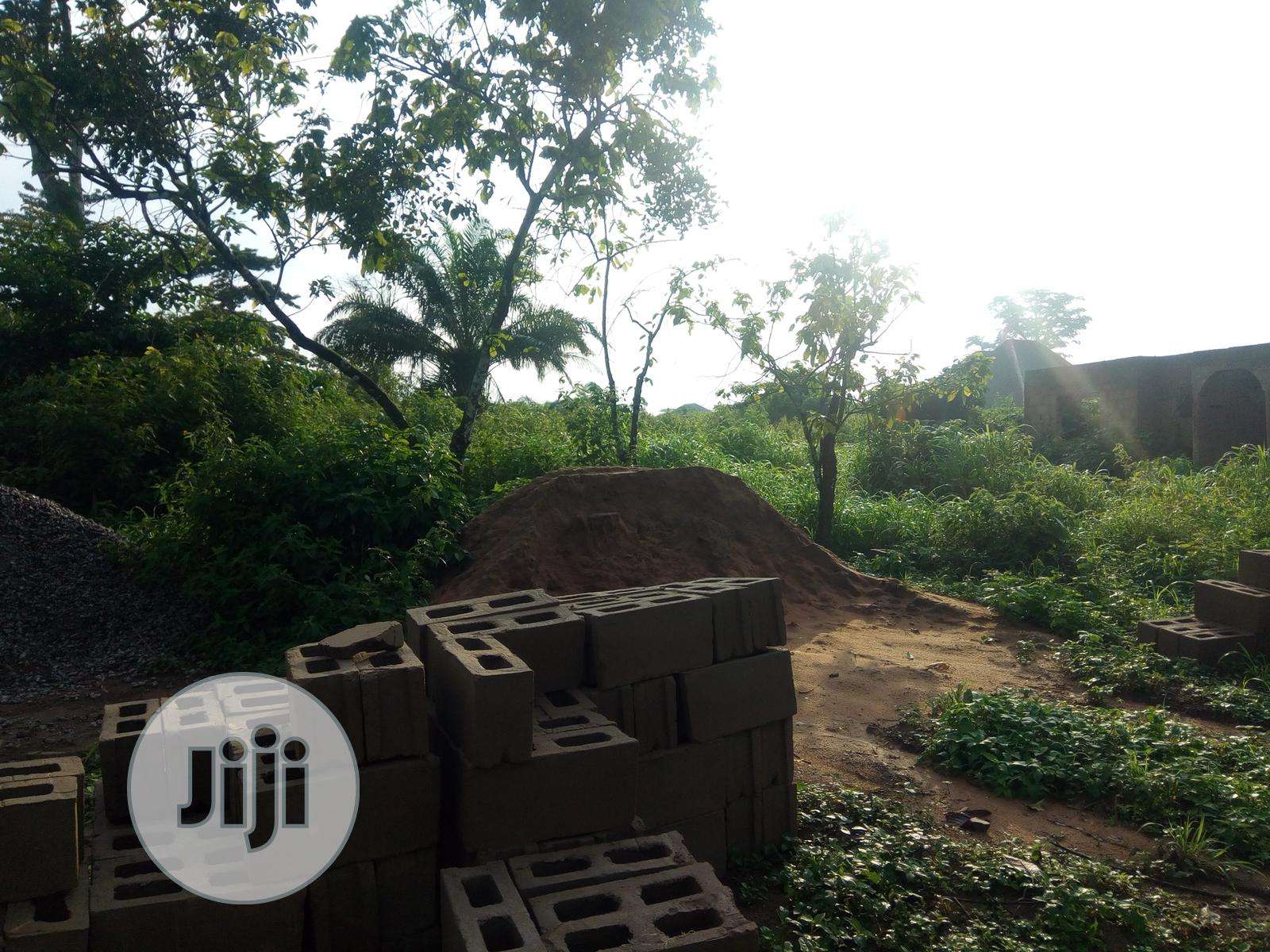A Plot Of Land A Corner Pix For Sale At Omodara Imafon | Land & Plots For Sale for sale in Akure, Ondo State, Nigeria