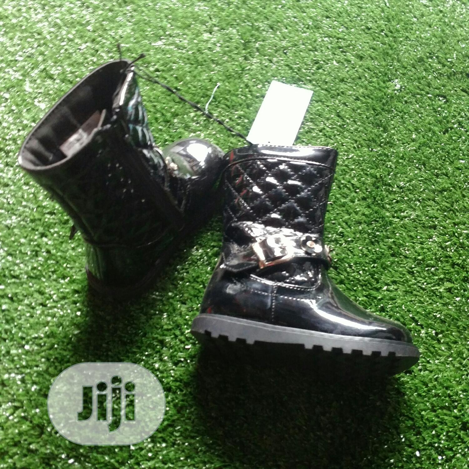 Little Girls Ankle Boot