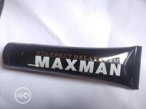 Maxman Enlargement Gel   Sexual Wellness for sale in Lagos State, Ifako-Ijaiye