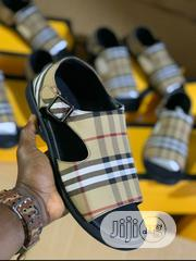 Exclusive Burberry Sandals   Shoes for sale in Lagos State, Lagos Island