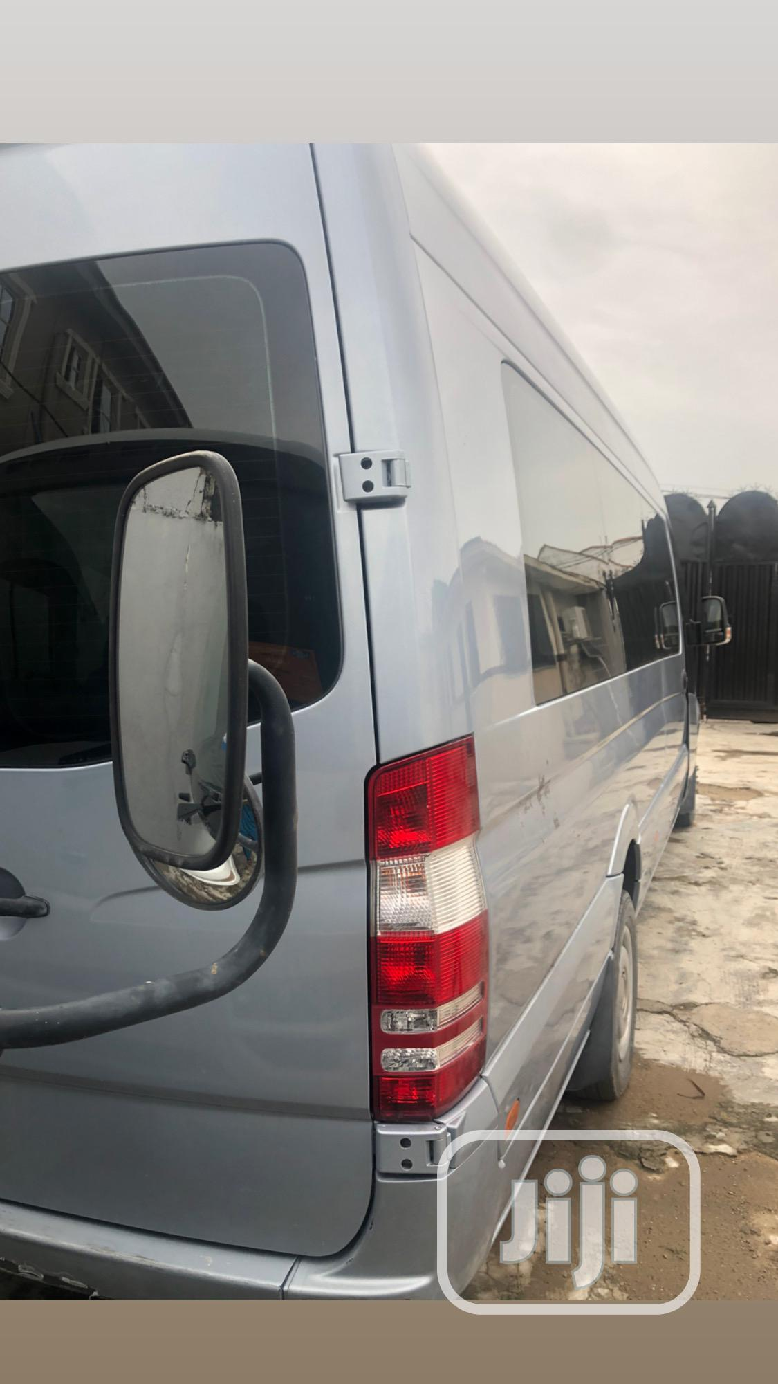 2012 Mercedes Benz Sprinter Long Wheel | Buses & Microbuses for sale in Yaba, Lagos State, Nigeria