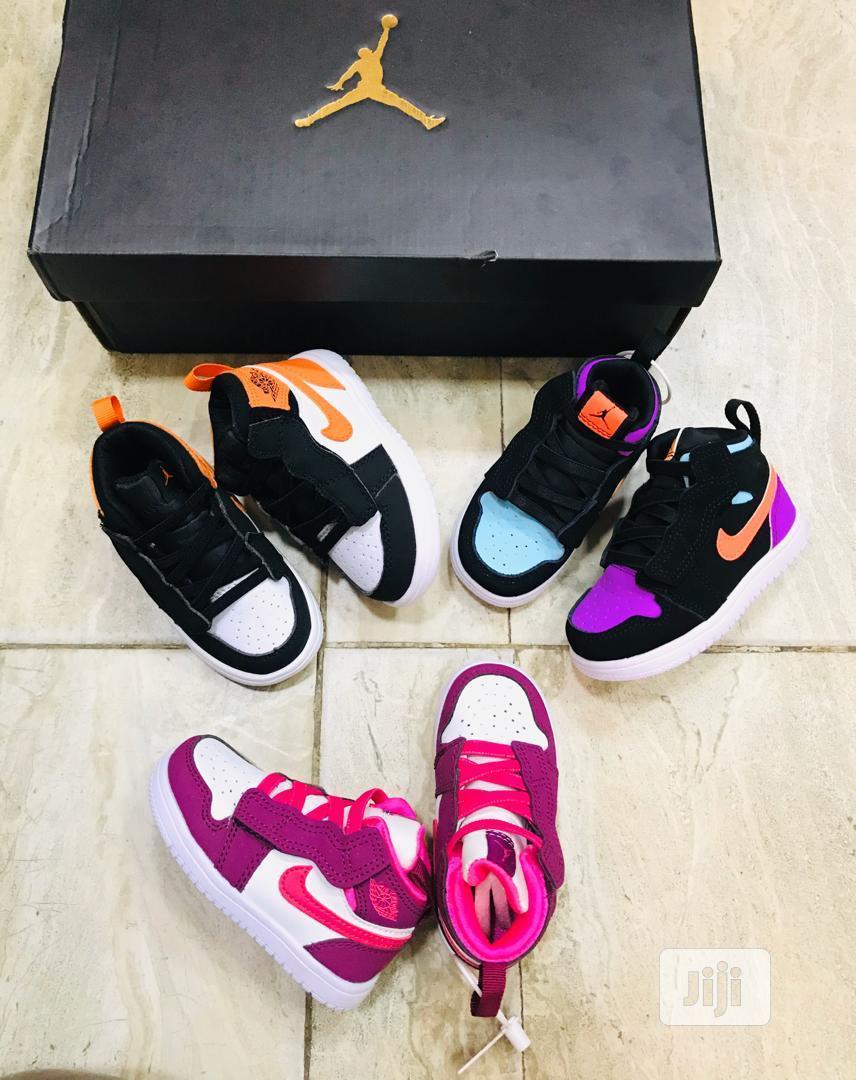 Nike Air Jordan 1 Sneakers for Kids