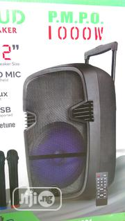 "Rechargeable 15"" PA SYSTEM 