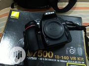 Open Box Nikon D7500   Photo & Video Cameras for sale in Lagos State, Ajah