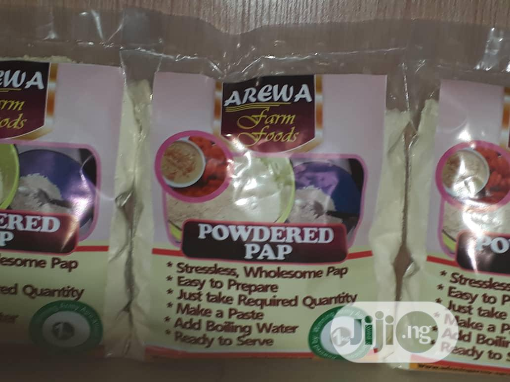 Powdered Pap( Brown ) 1kg | Meals & Drinks for sale in Agege, Lagos State, Nigeria