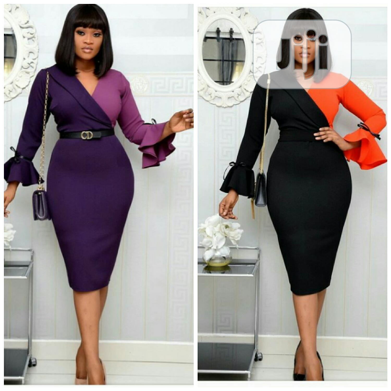 Beautiful Corporate Dress