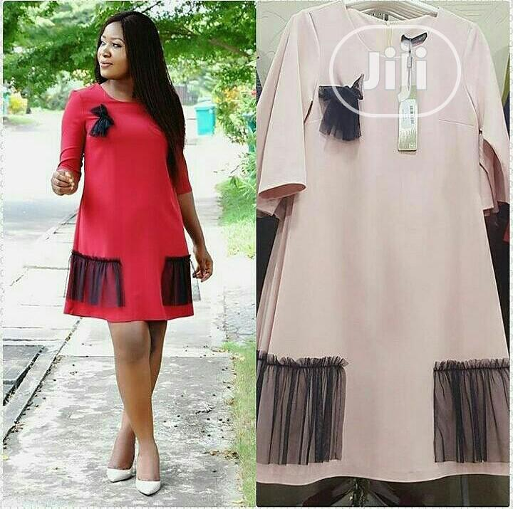 Beautiful Corporate Dress   Clothing for sale in Surulere, Lagos State, Nigeria