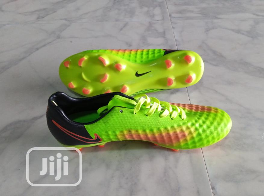 Nike Magistax Football Boot | Shoes for sale in Surulere, Lagos State, Nigeria