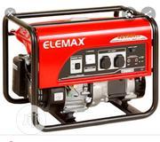 Elemax Generator Japan Model Sh 7600es 6.5kva | Electrical Equipment for sale in Lagos State, Ojo