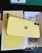 Apple iPhone 11 128 GB Yellow | Mobile Phones for sale in Abuja (FCT) State, Wuse 2