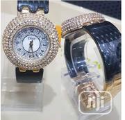 Black Female Wrist Watch | Watches for sale in Lagos State, Lekki Phase 1