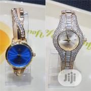 Gold Female Wrist Watch | Watches for sale in Lagos State, Lekki Phase 1