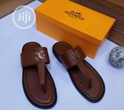 Hermes Palm Slippers | Shoes for sale in Lagos State, Lagos Island