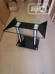 Classic Glass Side With Two Base Leg | Furniture for sale in Lagos State, Lekki Phase 1
