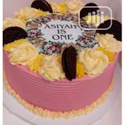 Yummy Fruity Vanilla Birthday Cake | Meals & Drinks for sale in Lagos State, Alimosho