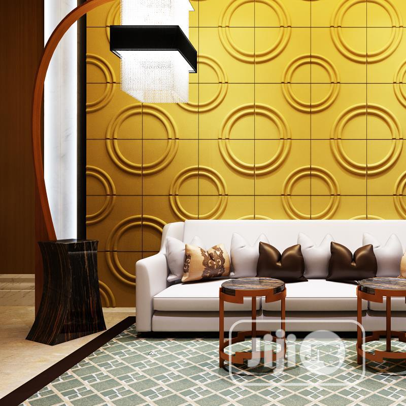 Quality 3D Wall Panel