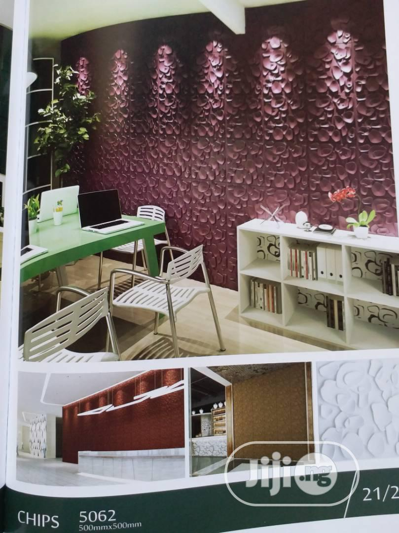 Quality 3D Wall Panel | Home Accessories for sale in Yaba, Lagos State, Nigeria