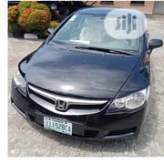 Honda Civic 2007 1.8 Sedan EX Automatic Black | Cars for sale in Lagos State, Ajah