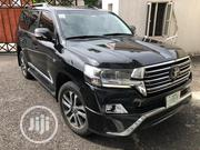 Toyota Land Cruiser 2018 Black | Cars for sale in Lagos State, Lekki Phase 1