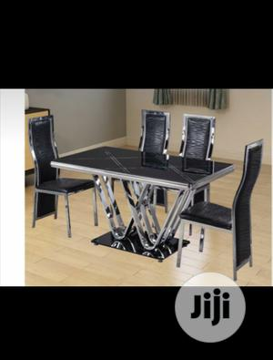 Glass Top Dining Table   Furniture for sale in Lagos State, Ikeja