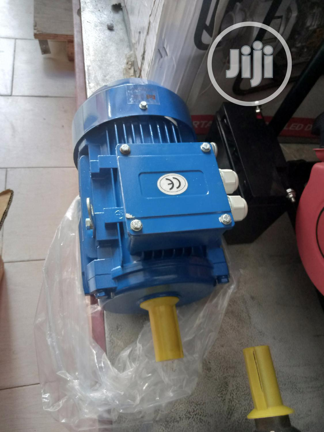 Magnet Electric Motor Type (2.2kw) (3hp)
