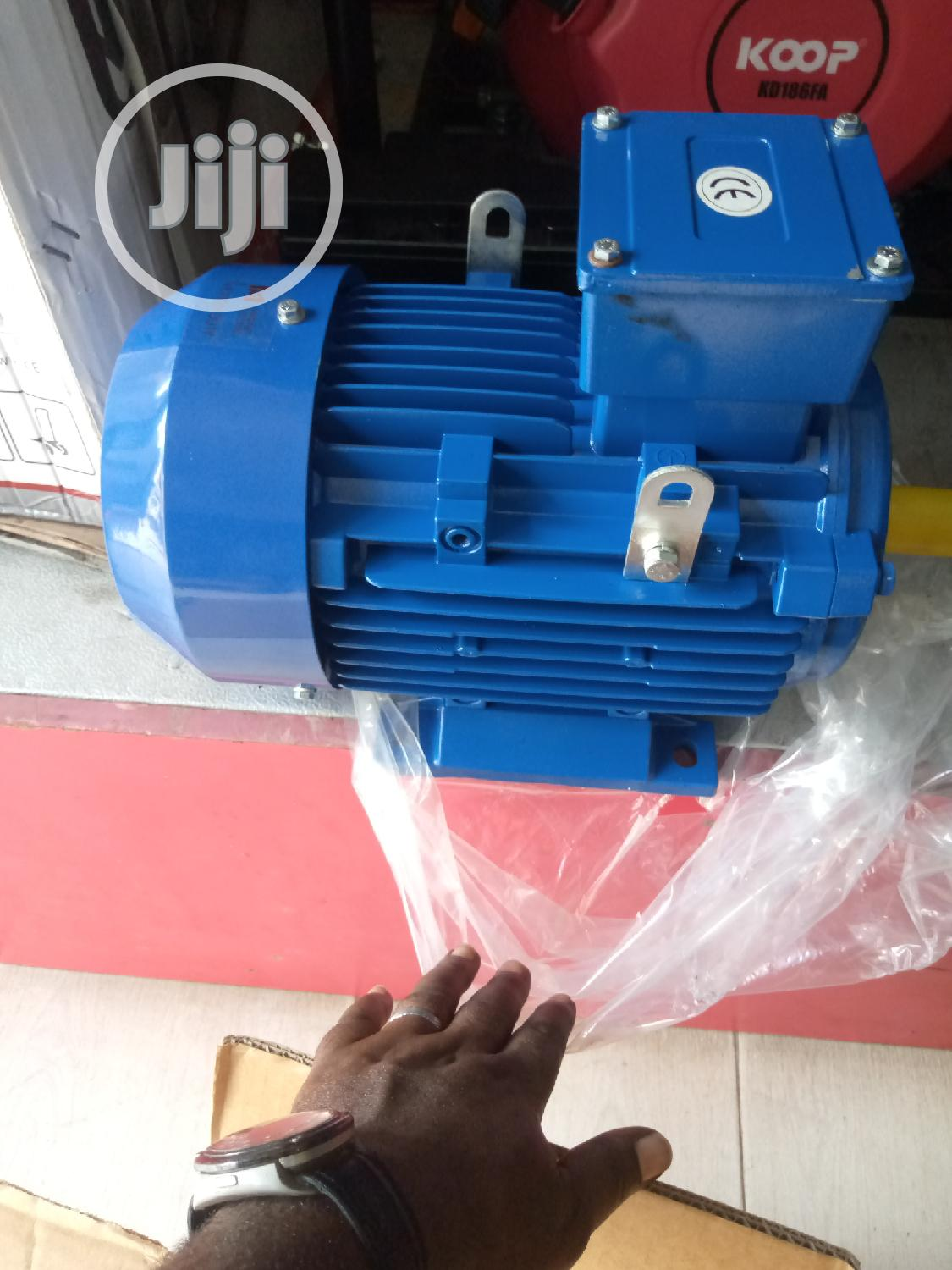 Magnet Electric Motor Type (2.2kw) (3hp) | Manufacturing Equipment for sale in Orile, Lagos State, Nigeria