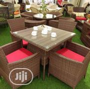 Out Door Cane Chair&Table | Furniture for sale in Lagos State, Ajah