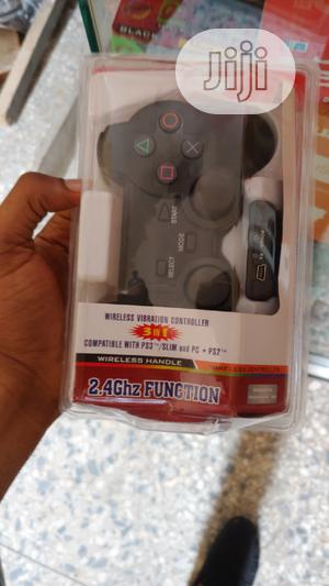 Wireless Gamepad (3 In 1) For Pc, Ps2 And Ps3 | Accessories & Supplies for Electronics for sale in Abuja (FCT) State, Wuse
