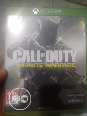 Call Of Duty Infinite Warfare Xbox One Game Disc   Video Games for sale in Abuja (FCT) State, Wuse