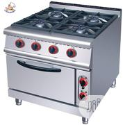Gas Cooker 4burner With Oven Cabinet | Kitchen Appliances for sale in Lagos State, Ojo