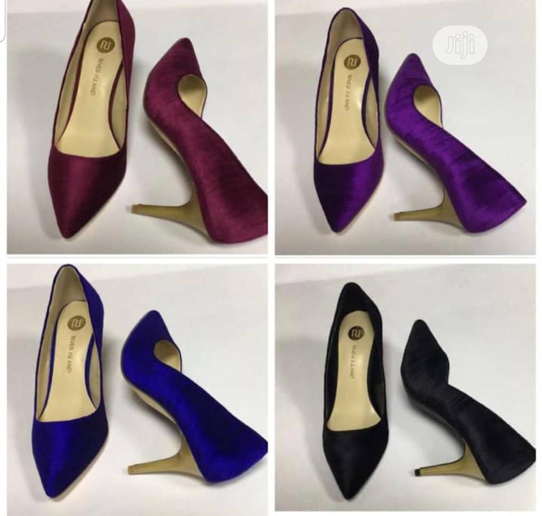 Original Quality Shoes For Classy Ladies | Shoes for sale in Yaba, Lagos State, Nigeria