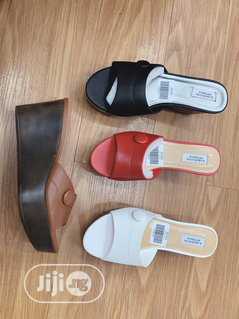Female Designers Slippers | Shoes for sale in Ojo, Lagos State, Nigeria