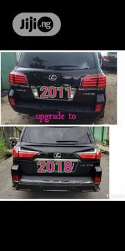 Lexus Jeep LX570 Upgrade From 2010 To 2018 Model | Automotive Services for sale in Lagos State, Mushin